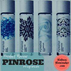 Pinrose Fragrances | The Halfway Homemaker