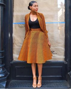 Africa Fashion 502925483388131737 - 25 Fashion Fabulous African Style Outfits for Work – African Vibes Magazine Source by anneiburton African Fashion Ankara, African Inspired Fashion, Latest African Fashion Dresses, African Dresses For Women, African Print Dresses, African Print Fashion, Africa Fashion, African Attire, African Wear