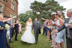 Samantha Walker married Simon Prior at Rockliffe Hall in Darlington. Tiffany Engagement, Long Engagement, Summer Wedding, Our Wedding, Wedding Confetti, Wedding Photo Inspiration, Videography, Mother Of The Bride, Real Weddings