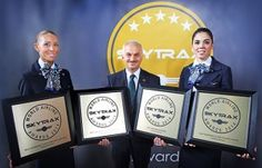 Skytrax: Turkish Airlines, The Best In Europe In Last Four Years