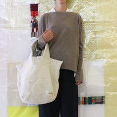 Daniela Gregis squared-base bag