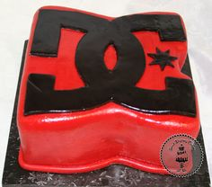 DC cake....he would love this
