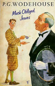 """""""Much Obliged, Jeeves"""", by P.G. Wodehouse"""