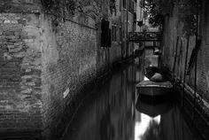 Venice, Twillight Canal