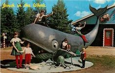 NH-Jefferson-New-Hampshire-Santas-Village-Jonah-in-the Whale-Dexter-Press