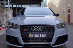 Nardo Grey Audi RS3 Nardo Grey, Audi Rs3, Thing 1, Future Car, A3, Cool Cars, Savage, Vehicles, Wheels