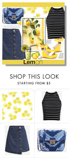 """""""Lemon."""" by aminkicakloko ❤ liked on Polyvore featuring By Terry"""