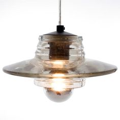 Pressed Glass Lens Pendant, Pendants & Tom Dixon Pendants | YLighting