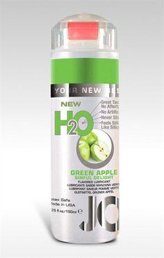 JO 5 OZ H2O - GREEN APPLE $15.00