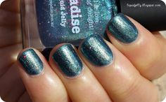 Liquid Jelly: piCture pOlish Paradise by Liquid Jelly