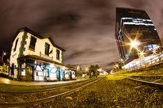 Bogota, Colombia,La Estación. by Curiously Shebashan., via Flickr