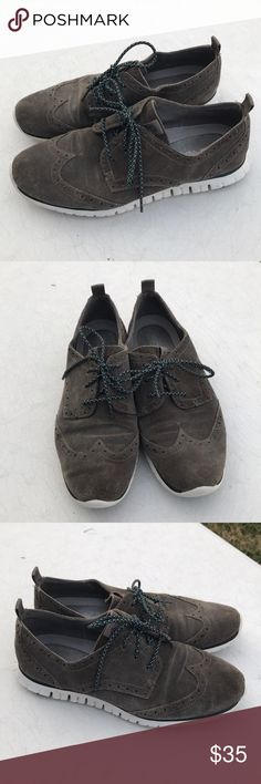 Cole Haan Zerogrand Worn but still have lots of life left Cole Haan Shoes Sneakers