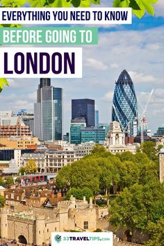 This article with 44 top London travel tips will help you enjoy the British capital in the best way possible. | London Travel Guide | What to Know Before Going to London | Things to Know Before Traveling to London | Everything You Need to Go Before Visiting London | Visit London | Travel to London | London tips and tricks | London Travel Hacks | Things to Know About London Road Trip Europe, Europe Travel Guide, Travel Guides, Travel Destinations, Travel Hacks, Travel Goals, Day Trips From London, Things To Do In London, European Destination