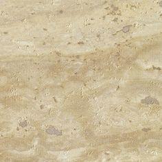 Formica Brand Laminate�12-in W x 12-in L Travertine Gold Laminate Countertop Sample