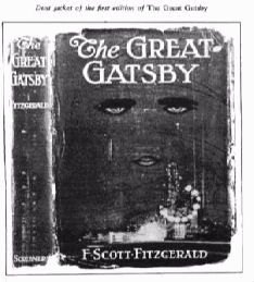 """This Day in History: April 10, 1925 - F. Scott Fitzgerald, who lived in Baltimore for a time, published """"The Great Gatsby"""" for the first time. Find out what else happened this day in #history http://www.on-this-day.com/onthisday/thedays/alldays/apr10.htm"""