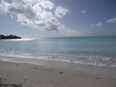 Valley Church Beach Antigua