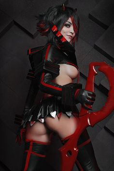 Ryuko Matoi by Photo by me