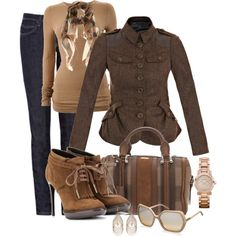 Burberry by averbeek on Polyvore