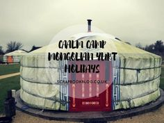 Travel: Caalm Camp Glamping in Dorset