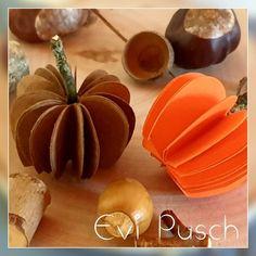 Schau dir mein Video dazu an Paper Pumpkin, Projects