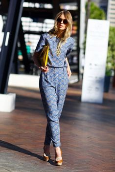 20 Looks with Amazing Jumpsuits Glamsugar.com Great jumpsuit