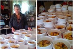 This Greek Woman Spent Her Christmas Day Cooking Hundreds of Meals for Refugees on Her Island / OrthoChristian.Com