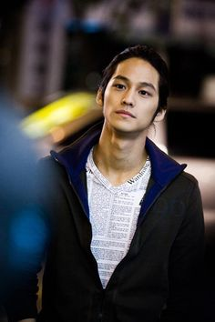 Kim Bum...just had a heart attack..oh my