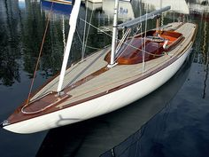 Model Boat Plans Australia-Free Boat Plans For One Man Wooden Boats Wooden Boat Kits, Wooden Sailboat, Wooden Boat Building, Boat Building Plans, Plywood Boat, Wood Boats, Free Boat Plans, Model Boat Plans, Classic Yachts