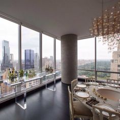 Inside the One57 penthouse in midtown Manhattan worth $67 million