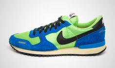 Nike Air Vortex Vintage blue / green / black