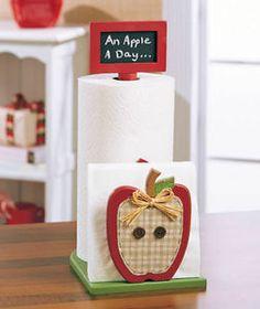 Apple themed kitchen on pinterest apple kitchen decor for Apple themed kitchen ideas