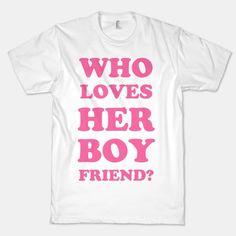 Who Loves Her #Boyfriend  #Love #Valentines