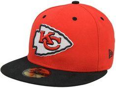 db6904b70c0 NEW ERA x NFL「Kansas City Chiefs Two Tone」59Fifty Fitted Baseball Cap
