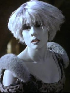Chiana from FARSCAPE. My favorite character on the show. Interestingly the series got better once she joined halfway through S1. I think it similar to how dreary HARRY POTTER would have been without Ron.