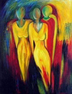 renardiere:  !! peinture moderne contemporaine