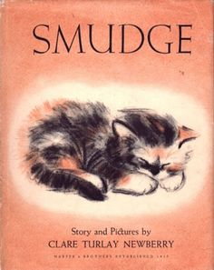 Smudge | by Clare Turlay Newberry