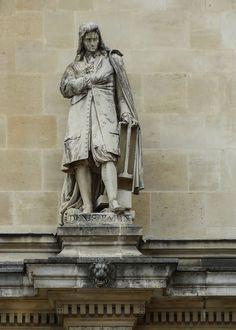 Denis Papin statue - Category:Rotonde de Beauvais (Louvre) - Wikimedia Commons Statues, Beauvais, Louvre, Greek, Paris, Wikimedia Commons, Inspiration, Rpg, Sculpture
