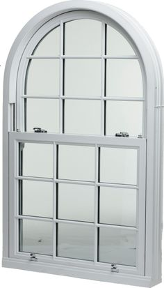 Beautifully, Stylish Synseal Arched Upvc Traditional Style Sliding Sash windows with Georgian Bar available at www.budgetupvc.co.uk