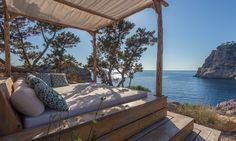 Unique sea front villa with sunset views in Ibiza-69405