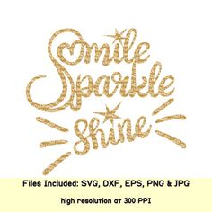 SVG Smile Sparkle Shine CUT FILES, Star Clipart in Eps Dxf Jpg Png for Cricut & Silhouette, Shirt Prints Sign Vector File, Instant Download #Smile #Sparkle #Shine #Star #little #girl #boy #Digital #download, #shirt #outfit #mug #prints #yeti #Svg #Vector #Cut #Files, #Dxf #Clipart #Decal #Cuttable #Designs, #Screen #Printing,#HTV #Heat #Transfer #Vinyl #Cutting #File for #Silhouette #Cricut