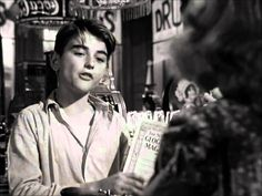 """It's a Wonderful Life -- """"George Bailey I'll love you to the day I die."""""""