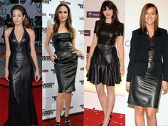 leather dress looks - Google Search