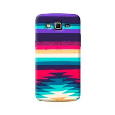 Floral Tryp Samsung Galaxy Grand 2 Case from Cyankart