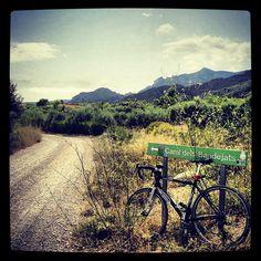 """Camino dels """"Bandejats"""" #ElsPorts #ParcNatural #TerresdelEbre #Ruta10 #catalunyaexperience #BiciEbre #Bici10    http://www.ruta10.es/es/rutas-alquiler-bicis-delta-ebro-via-verde-caro-terra-alta/10602-alquiler-bici-gps-caro-ports-ebro-ruta.html"""