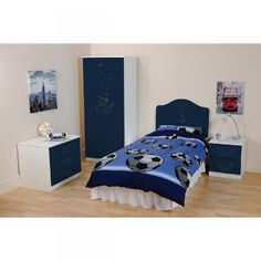 Buy your Spurs Bedroom Furniture from the official Tottenham Hotspur online shop. Order today for fast home delivery