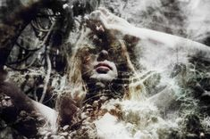 Double Exposure Photography 'Two in One' Image – By Great photographers