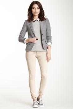 HUDSON Collin Skinny Jeans//
