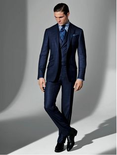 Italian Custom Made Suits - 100% Made in Italy by Maestrami ...