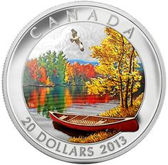 Royal Canadian Mint New Product Releases September 2013 - The Royal Canadian Mint is accepting orders for another group of new product releases, including gold & silver coins featuring the Bald Eagle, the final coin in the Group of Seven series & more.