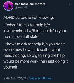 Thoughts on life with ADHD, anything from random factoids to everyday behaviors, from the pros and. Adhd And Autism, Add Adhd, Adhd Brain, Mental Disorders, Mental Health Awareness, Mental Illness, Motivation, Blog, Random